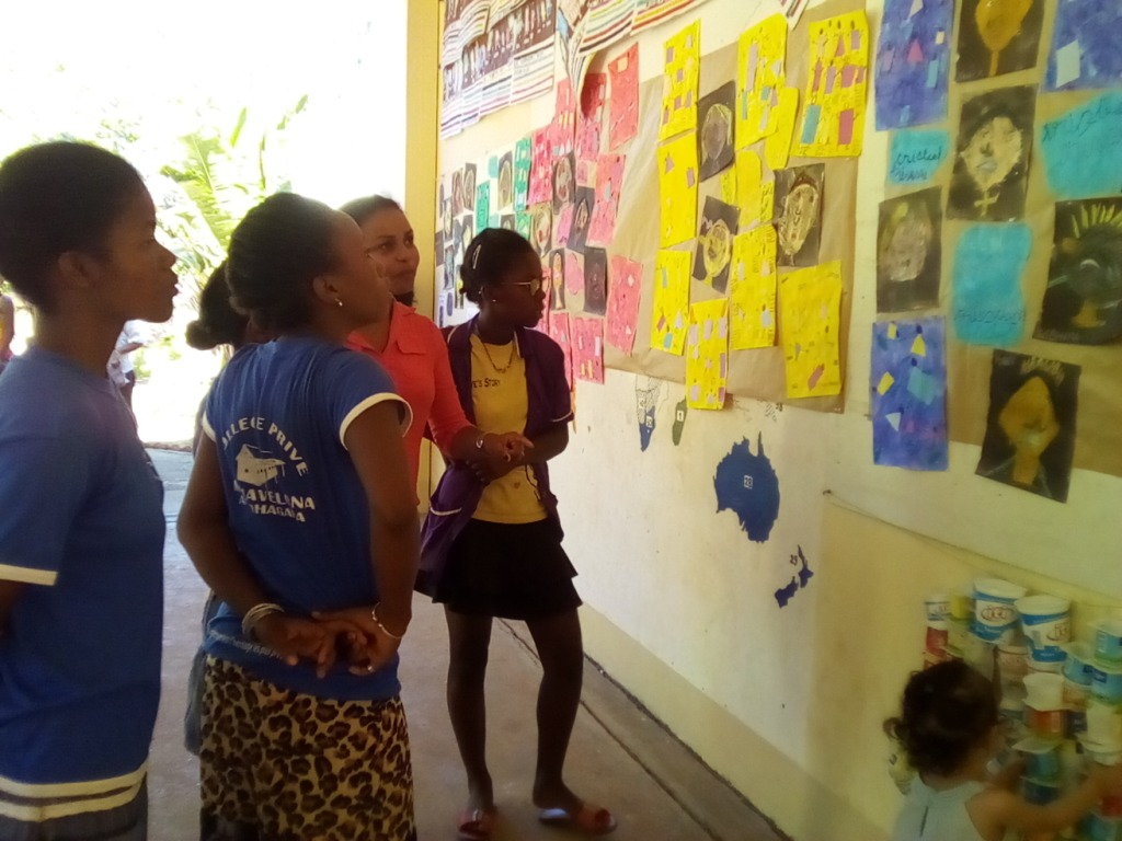 Journée portes ouvertes au Collège Français de Majunga