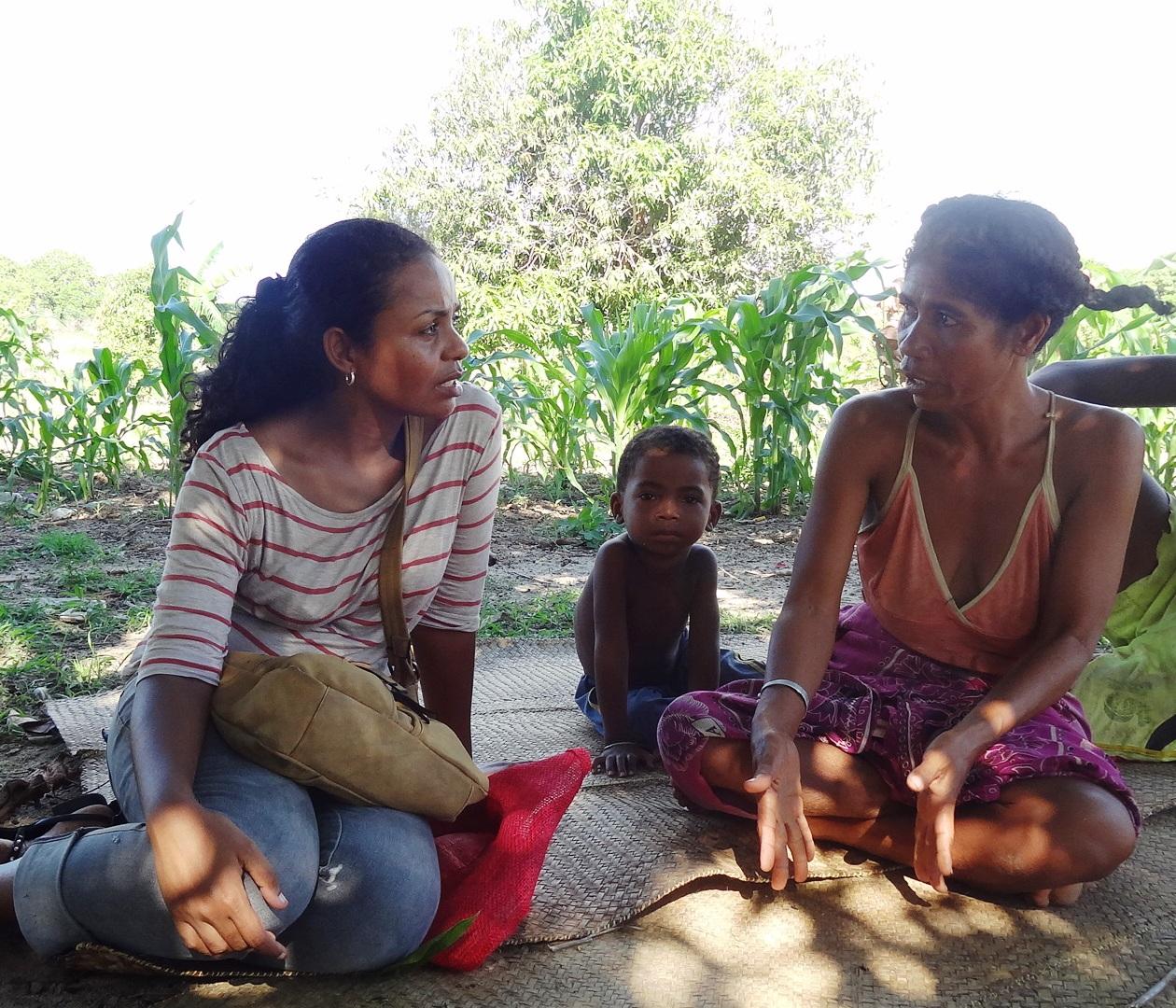 Les visites à domicile sont le moment privilégié pour un dialogue intime avec les familles